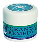 Gran's Remedy Shoe Deodorizer Powder and Foot Odor Eliminator Cooling World #1 Remedy for Smelly feet and Footwear