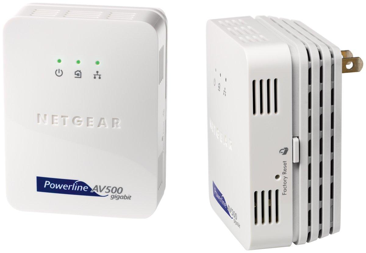 Netgear XAVB5001 Powerline Network Adapter Kit (XAVB5001)
