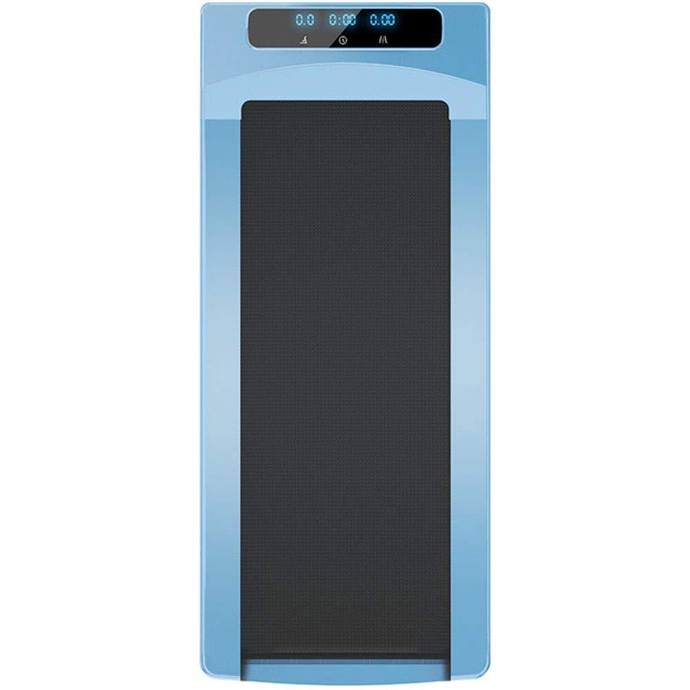 電動インテリジェントルームランナー,家庭用 折りたたみ 薄型 ランニングマシン,収納 安心,ミュート防音ウォーキングマシントレーニングマシ   B07PDDT4TY