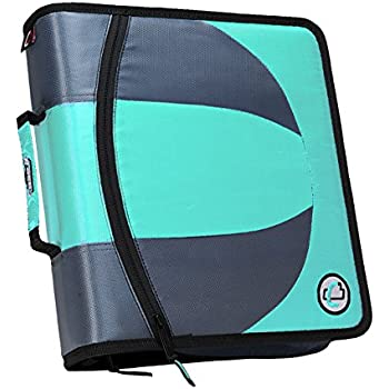 Amazon.com : Case-it Z-Binder Two-in-One 1.5-Inch D-Ring ...