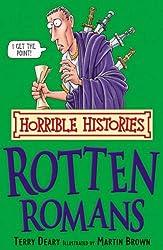 The Rotten Romans (Horrible Histories)