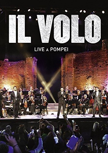 DVD : LIVE A POMPEI - Live A Pompei (Italy - Import, NTSC Region 0)