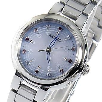 1d0bcabff3 Amazon   [セイコー]SEIKO ティセ VENUS SPAコラボ ソーラー電波 レディース 腕時計 SWFH055 ブルー   国内メーカー    腕時計 通販