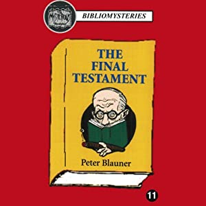 The Final Testament Audiobook