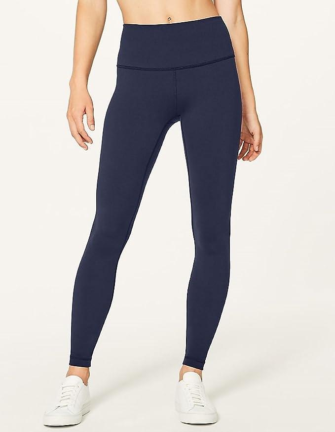 ae10d310f Amazon.com  Lululemon Wunder Under Yoga Pants High-Rise  Clothing