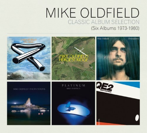 Mike Oldfield - Classic Album Selection (Six Albums 1973-1980) - Zortam Music