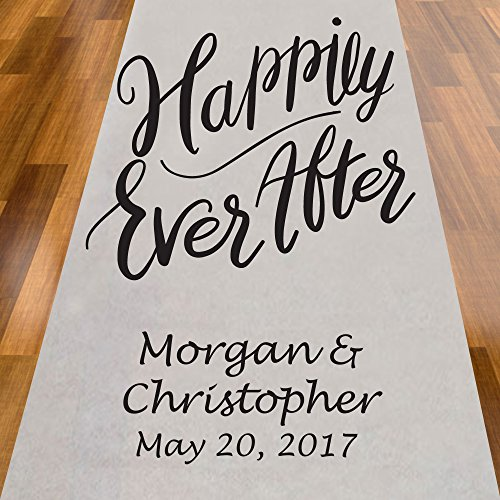 wedding aisle runners 10 designs amp styles to choose