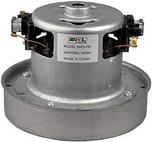 Motor Ventilador para Aspiradora 1400W: Amazon.es: Hogar