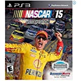 Playstaion 3 Nascar 15 Victory Edition includes 2016 Season Update