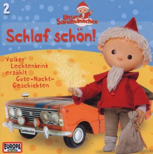 Unser Sandmännchen: Volker Lechtenbrink Erzählt Gute-Nacht-Geschichten (Folge 2)