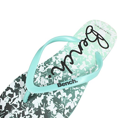 Bench womens beach sandals turquoise