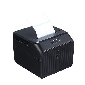 Docooler Impresora de 58mm código de Barras Etiqueta de ...