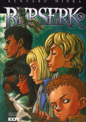 Descargar Libro Berserk - Número 24 Kentaro Miura