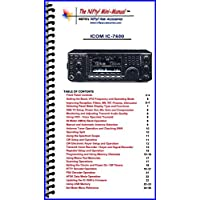 Icom IC-7600 Mini-Manual by Nifty Accessories