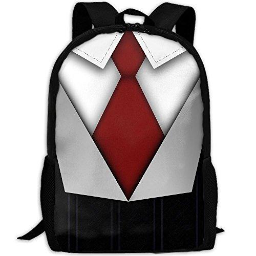 Webb Backpack Briefcase Laptop Travel Hiking School Bags Suit Tie Gentleman Stylish Daypacks Shoulder Bag