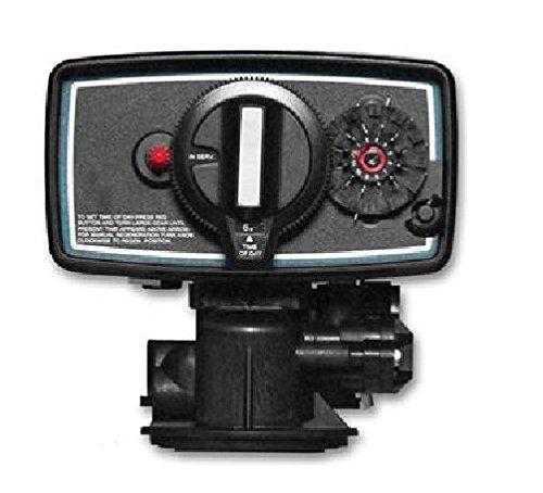Whole House Water Softener Fleck 5600 Water Softener 12 Day Timer Valve 110V ()