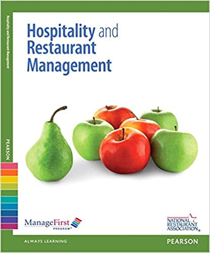 Hospitality & Restaurant Management with Answer Sheet and Exam ...