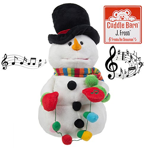 Cuddle Barn Christmas Jack (Animated Christmas Decorations)