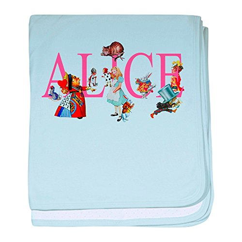CafePress FRIENDS WONDERLAND blanket Blanket