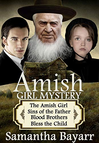 Pdf Spirituality Amish Girl Mystery: Four Amish Suspense Novellas