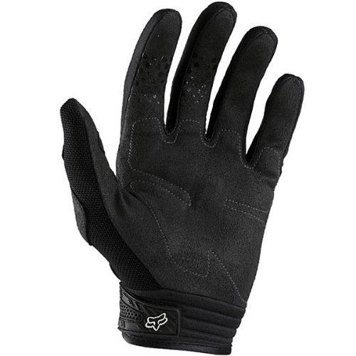 Fox Racing Dirtpaw Men's Off-Road/Dirt Bike Motorcycle Gloves - Color: Black, Size: Large by Fox Racing