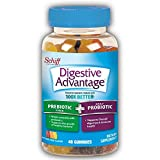 Digestive Advantage Prebiotic Fiber Plus Probiotic Gummies 48 ea Review