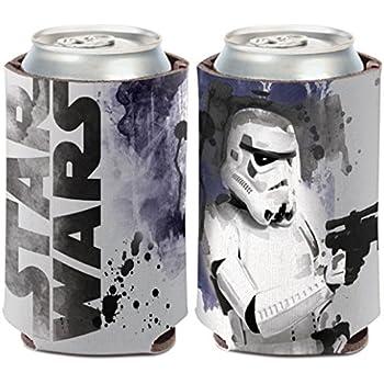 2-Sided Foldable Neoprene Can Cooler Star Wars R2-D2 1-Pack 12 oz