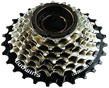 7 Speed Screw on Freewheel 14-32T Shimano Compatible
