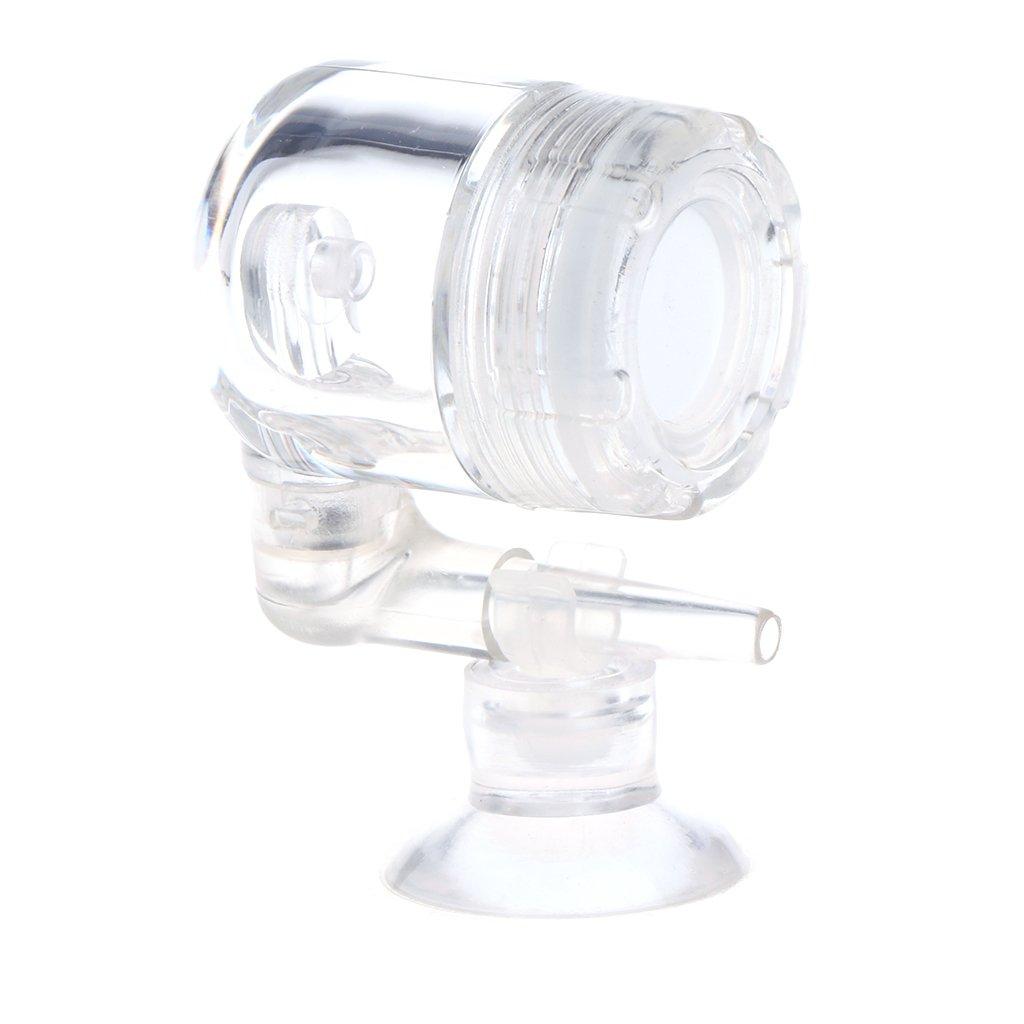 JAGETRADE CO2 Difusor, Vá lvula de Control Planta Acuario Contador de Burbujas Cilindro Gerador Ozonio Válvula de Control Planta Acuario Contador de Burbujas Cilindro Gerador Ozonio