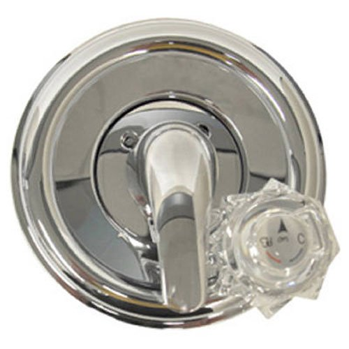 Chrome Shower Kit (Danco Tub/shower Trim Kit for Delta, Chrome, 10003)