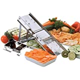 Bron Coucke Stainless Steel Classic Chef's Mandoline (Model #20638CHB)