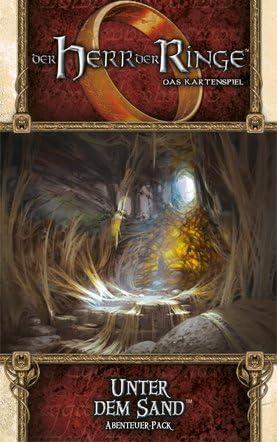 Fantasy Flight Games ffgd2655 el señor de los Anillos: LCG – Bajo la Arena: Amazon.es: Juguetes y juegos