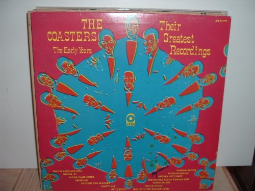The Coasters - Their Greatest - Collectible Coasters