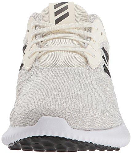 Adidas Mens Alphabounce Rc M Løpesko, Hvit / Kjerne Svart / Hvit, 6,5 M Oss Hvit / Kjerne Svart / Hvit