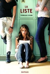 La liste par Siobhan Vivian