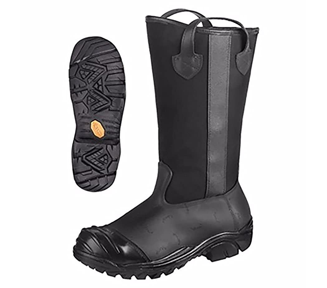 Pro Warrington 4200 Hybrid Boot 14 Inch Bunker Power Toe NFPA 7.5 2E US