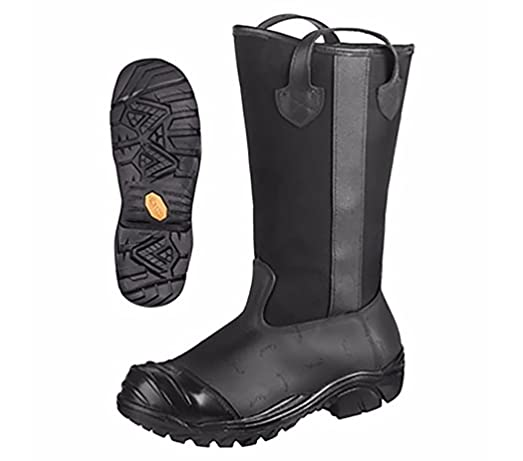 4200 Hybrid Boot 14 Inch Bunker Power Toe NFPA