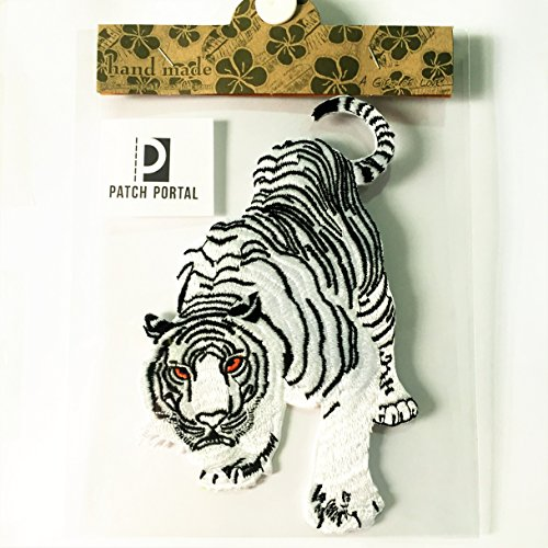 Patch Portal White Tiger 6