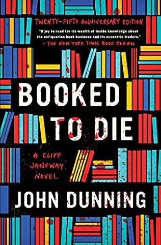 book cover of Booked To Die