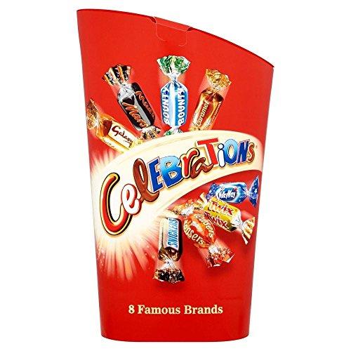 Celebration Chocolates (Celebrations - Small Carton - 245g)