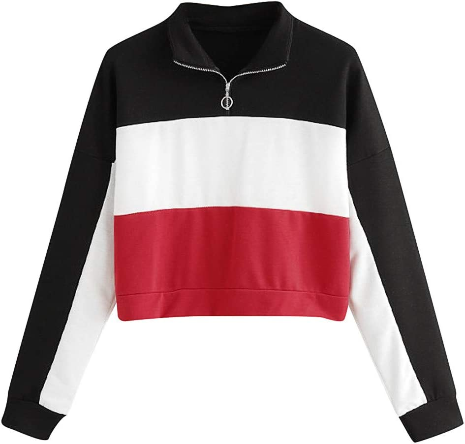 Tops Camisa Mujeres, xinantime – Sudadera de manga larga ...