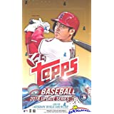 2018 Topps Update MLB Baseball MASSIVE 36 Pack Factory Sealed HOBBY Box with 360 Cards & AUTOGRAPH or RELIC! Look for RCs, Variations & Auto's of Juan Soto, Shohei Ohtani, Ronald Acuna & More! WOWZZER