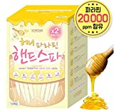Sofusse Honey Paraffin Hand Spa Care Mask Paraffin 20000ppm Moisturizing Nourishing Moisturizing 10 pieces