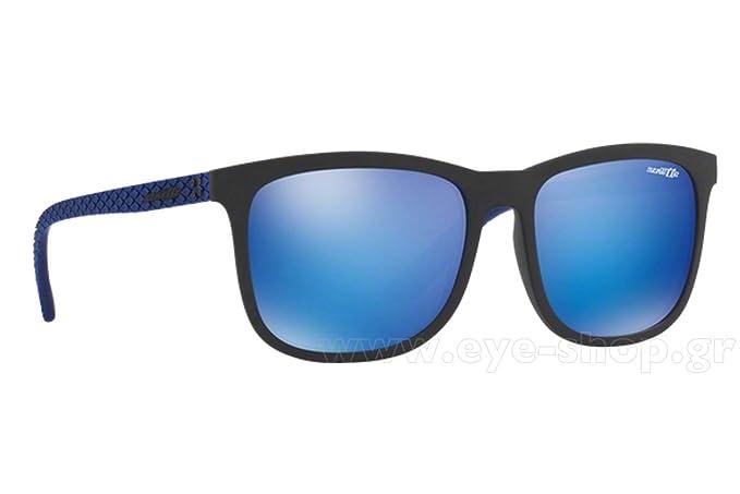 Arnette 0AN4240 251125 56, Gafas de Sol para Hombre, Negro (Matte Black/