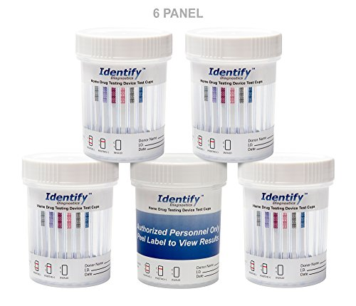 5-Pack-Identify-Diagnostics-6-Panel-Drug-Test-Cup-Testing-Instantly-for-6-Different-Drugs-THC-OXY-MOP-COC-BZO-AMP-ID-CP6