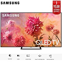 Samsung QN75Q9FNA 75 Q9FN Smart 4K Ultra HD QLED TV (2018) (QN75Q9FNAFXZA) with 1 Year Extended Warranty QN75Q9F QN75Q9 75Q9F 75Q9