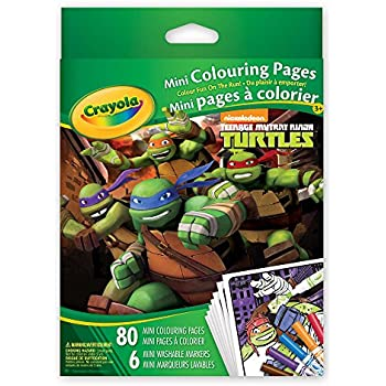 Amazon Crayola Avengers Mini