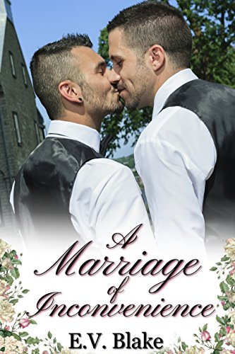 A Marriage of Inconvenience: A Victorian Alpha/Omega Romance (Love And Marriage In The Victorian Era)