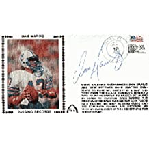 Dan Marino Autographed / Signed 1984 Gateway's First Day Cover Letter Football Cache