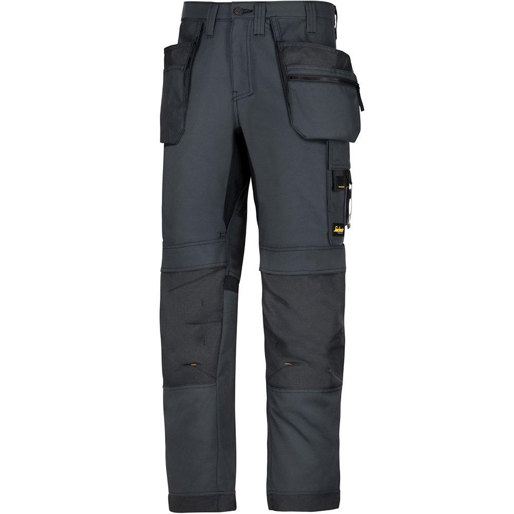 Snickers Workwear 6200allroundwork pantaloni da lavoro + con tasche, Blu, 62009595204 Hultafors Group AB